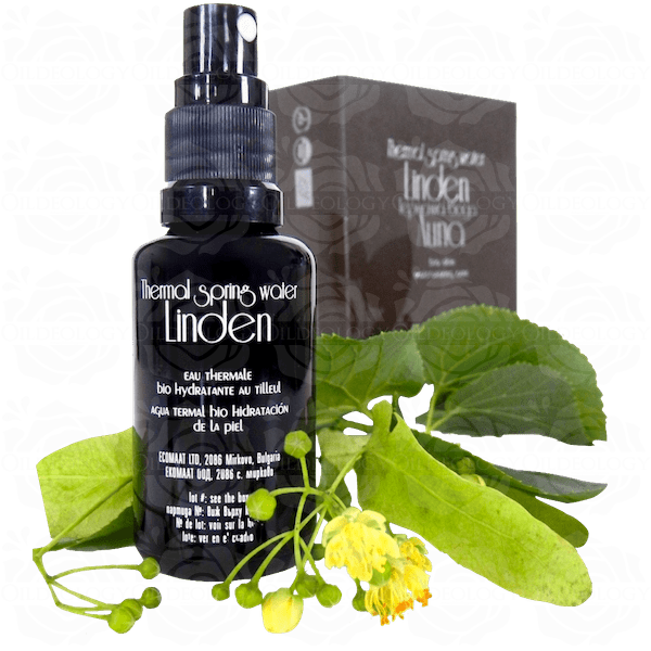 Intense moisturising Linden Thermal water