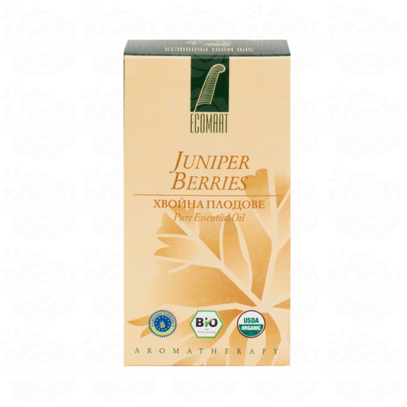 Organic Pure Juniper Berries 10ml (Fructus Juniperus Communis)
