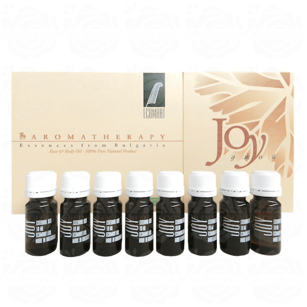 Joy face & body oil 8 x 10ml
