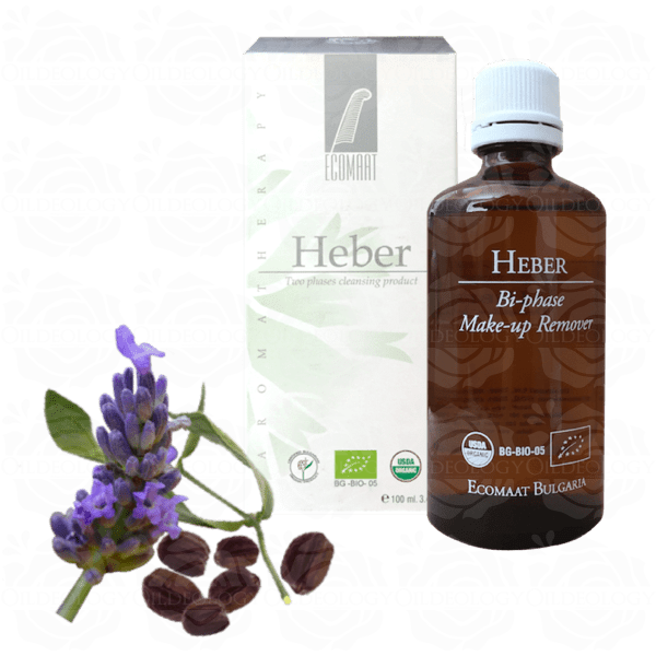 Organic make-up remover Heber Ecomaat