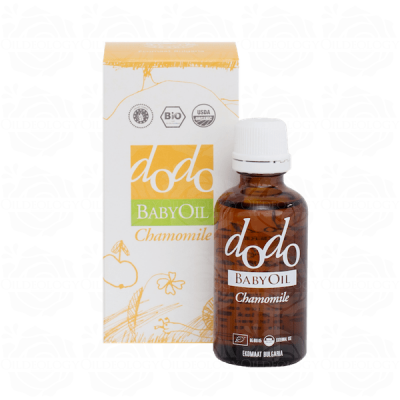 Organic Baby skin care - Chamomile Dodo by Ecomaat