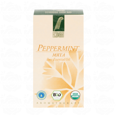 Organic Pure Mentha Piperita 10ml (Peppermint)