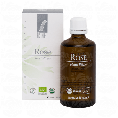 Rose water skin toner