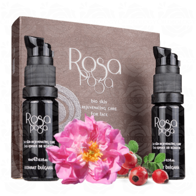 Rejuvenating Bulgarian Rose serum