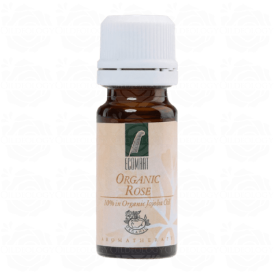 Organic Rose oil 10ml (Rosa Damascena)
