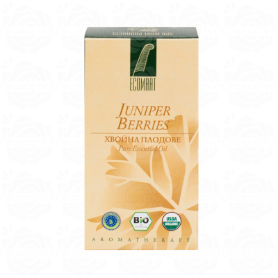 Organic Juniper Berry 10ml (Fructus Juniperus Communis)