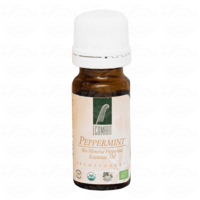 Organic Pure Peppermint 10ml (Mentha Piperita)