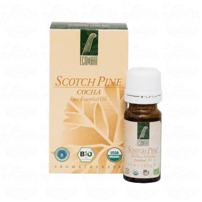 Organic Pure Scotch Pine 10ml (Pinus Sivestris)
