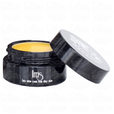 Dry skin facial balm - Intense hydration, organic Irris