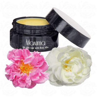 Bulgarian Rose rehydrating anti-wrinkle facial balm - Maxima