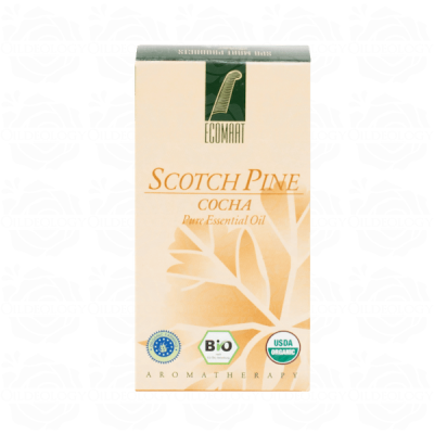Organic Pure Pinus Sivestris 10ml (Scotch Pine)