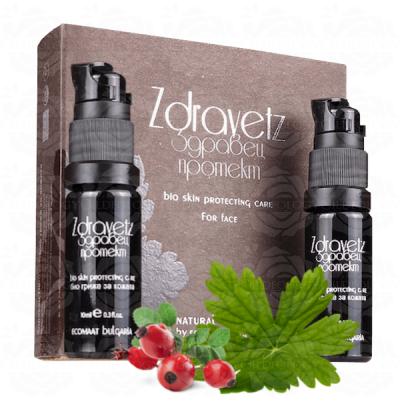 Protecting facial serum Zdravetz