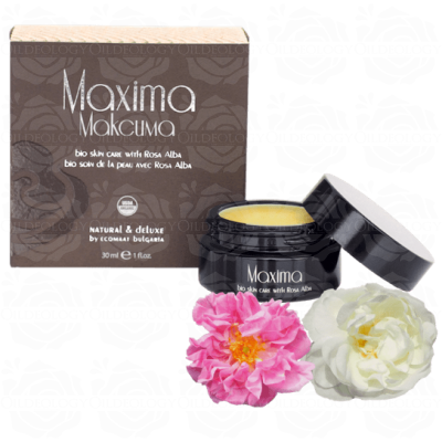 Rehydrating anti-wrinkle facial balm - Maxima